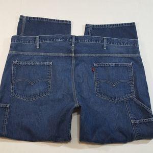 Levi's Carpenter Jeans Size 48 × 32